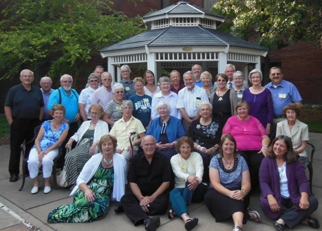 Goodenow Family at 2014 reunion